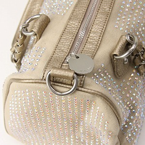 deux lux デュラックス Twinkle トゥインクル ミニボストンバッグ DL1010-60S Sand サンド