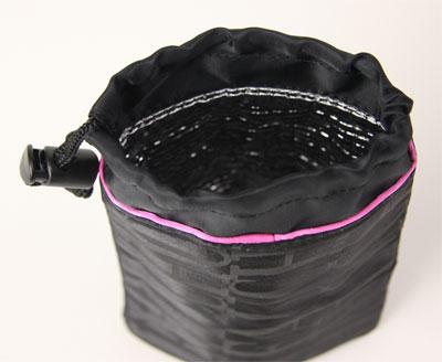 FAUCHON フォション ペットボトルケース モノグラム ブラック
