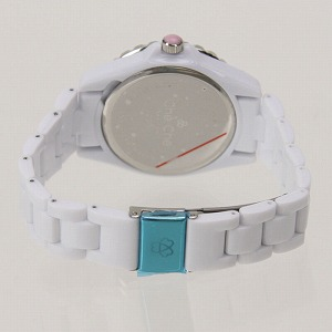 チチニューヨーク Che Che New York 腕時計 レディース スポーティ グローイングスカル CC743SK-WH